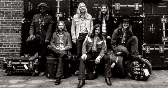 The Allman Brothers Bandd