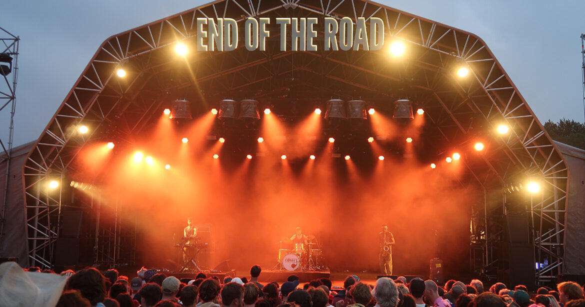 The Comet is Coming - End of the Road